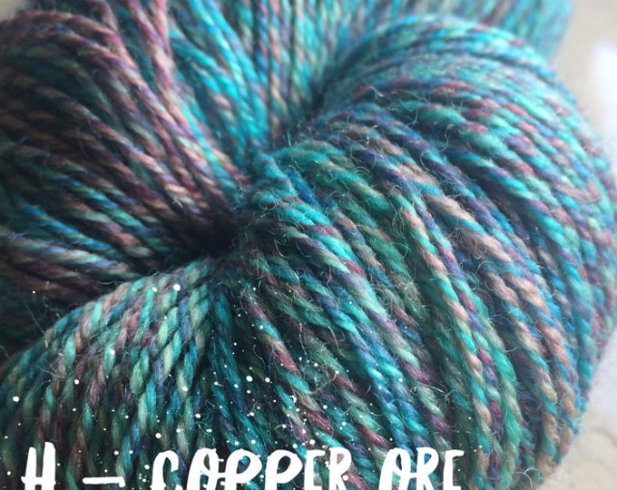 Elements Collection - Col Copper Ore 4 ply supersoft 100% Merino