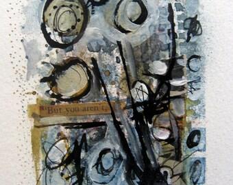 Abstractart Original Modern Contemporary Painting