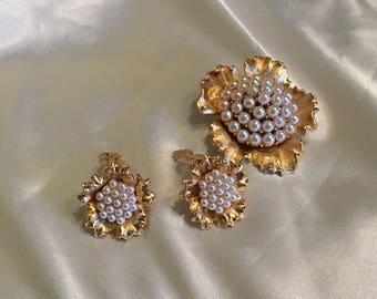 Weiss jewelry set