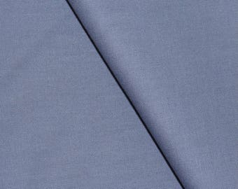 Dark blue plain fabric