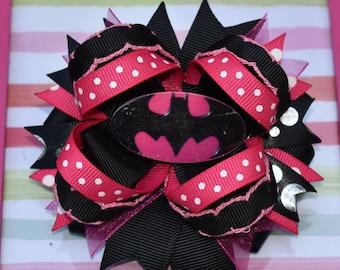 Bat Girl Bow
