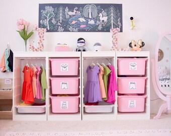 Pom Pom Letter / Pom Pom Initial / Fairytale Letters / Pink  Lavender Pom Pom's / Kids Room Decor / Nursery Decorations / Princess Bedroom