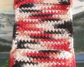 SMCS 010 Hand crochet swiffer mop cover