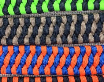 Boa Weave Survival Bracelet