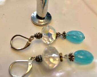 The Crystal Sky Earrings