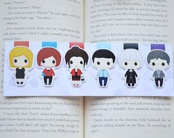 Buffy Vampire slayer magnetic bookmark