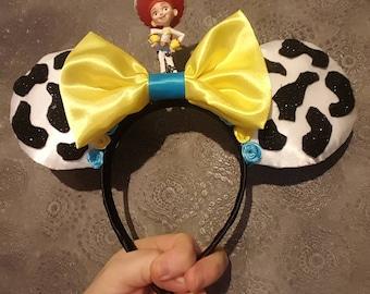 Disney inspired jessie toy story ears