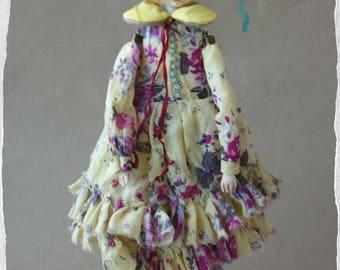 OOAK Art Doll  '' Sally ''