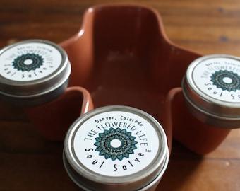 Organic Soul Salve- Moisturizing/Healing/Handmade