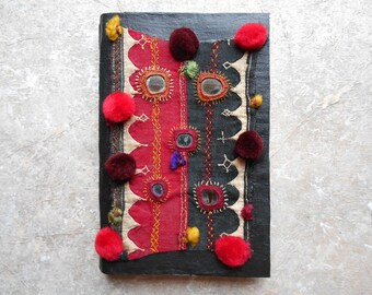 Sketchbook - Notebook - diary - Grimoire - Chandigarh mirrors