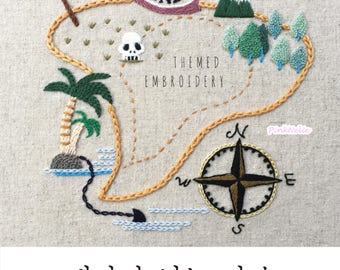 Themed embroidery - Craft Book