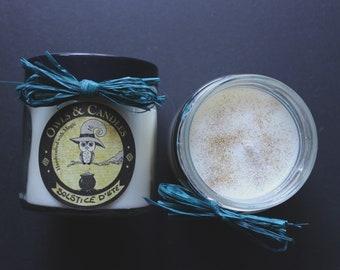 Jar candle - Summer Solstice
