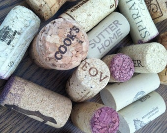 SALE 10 Used Corks
