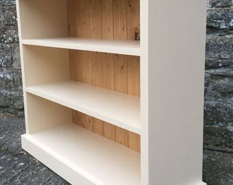 solid wood bookcase book shelves