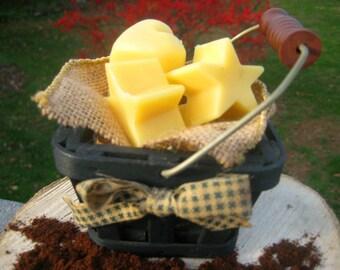Vanilla Jojoba Cocoa Butter Solid Lotion Body Butter Bars, Moisturizer, Lip Balm, Fine Lines