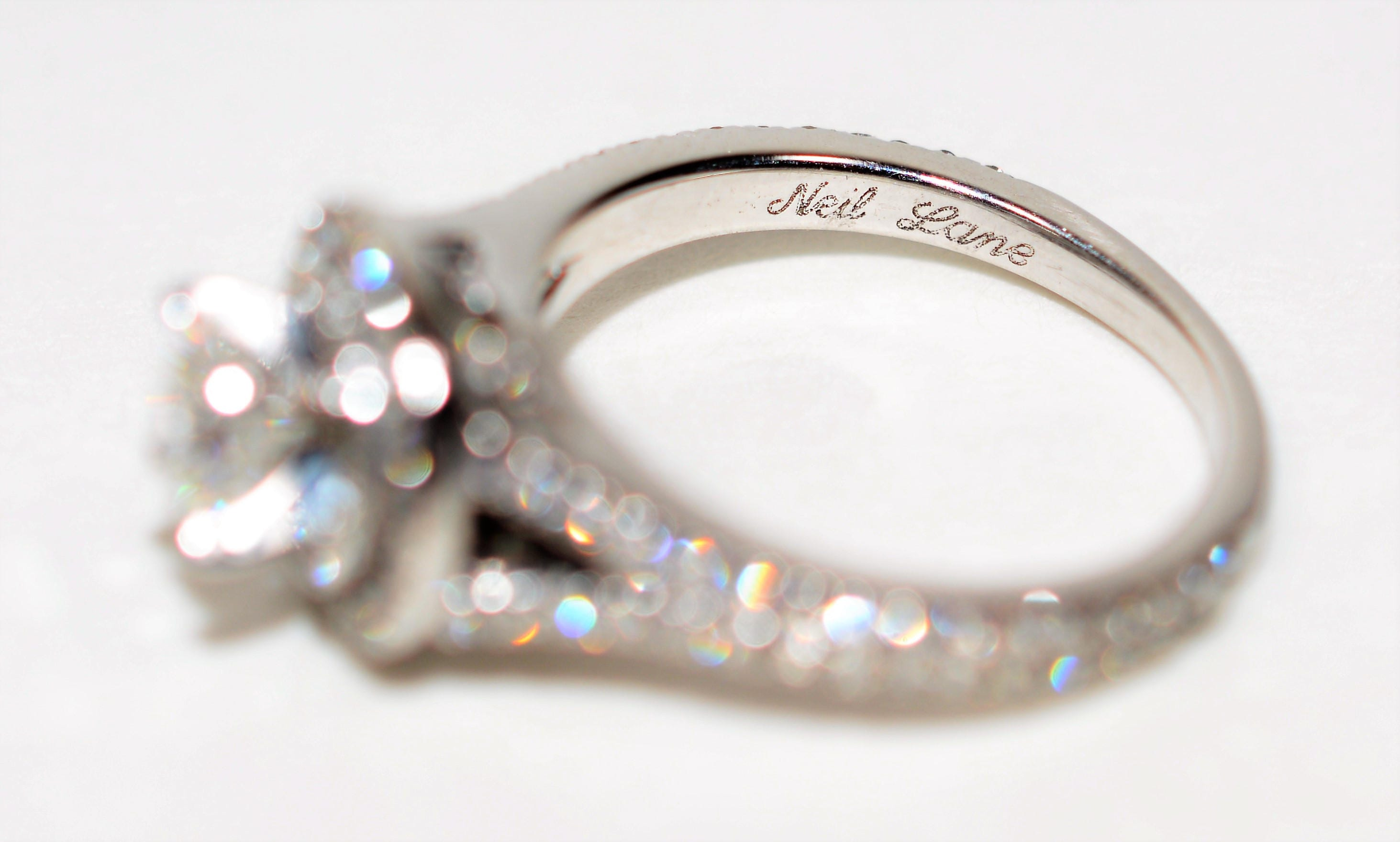 lane d for modern neil newlyweds peoples engagement rings