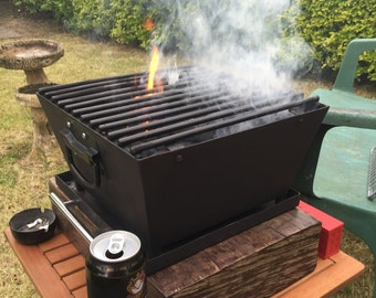 OUTDOOR table top grill / BBQ