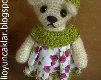 Amigurumi Little Bear