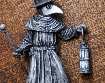 Plague Doctor Ornament