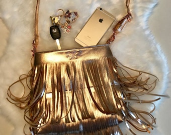 Fun Flirty Fringe handbag!