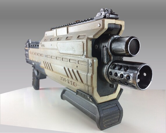 But whether you are using these guns for cosplay, theatrical productions,  or even your office war, these custom Nerf guns are sure to turn heads and  stand ...