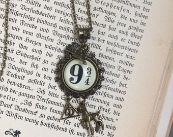 Necklace inspired by Harry Potter