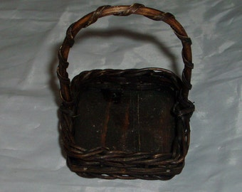 so small a basket