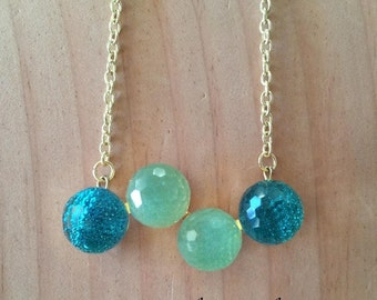 Bauble Charm Necklace