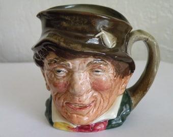 Royal Doulton Paddy character jug 1941. Small