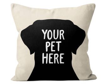 Add/Re-Order Pillow (Custom Design Not Included)