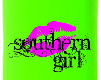 Southern Girl 10oz Can Cooler