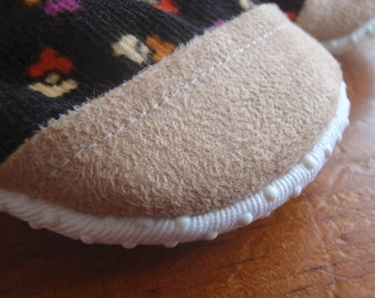 Reinforced Toe - ADD-ON ITEM for Baby Shoes at Little House of Colors