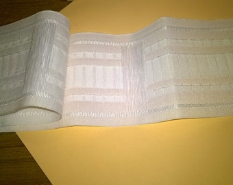 486) shirring tape pure curtains
