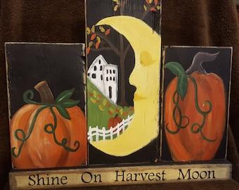 Shine on Harvest Moon 4pc