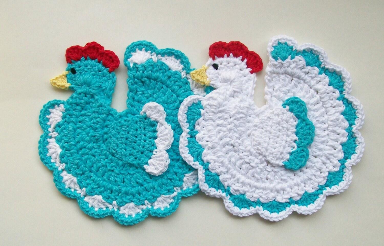 Exelent Crochet Potholder Free Pattern Composition - Sewing Pattern ...