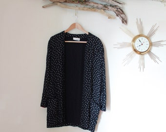Polka Dotted Professional Size L