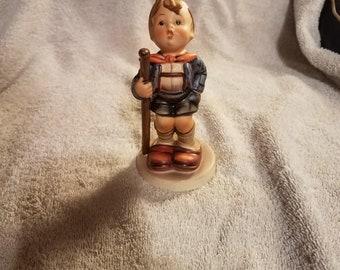 Little Hiker Hummel Figurine TMK5
