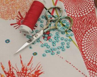 Designer fabric clearance/fabric destash/Fat Quarter/Dan Bennett