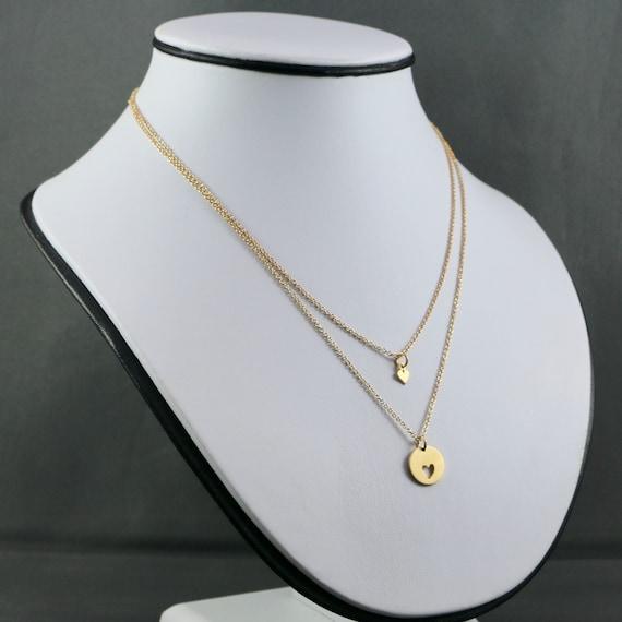 Cormeum - Mother & Daughter Necklace Set