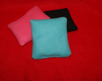 Reusable Heating Pillows for Hedgehogs and other Small Animals