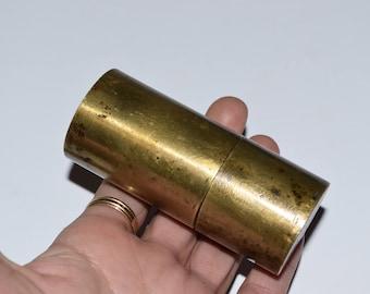 brass trench lighter, Great War
