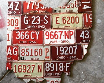 Any State in License Plates Up to 4ft Across