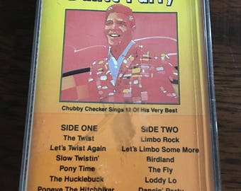 Chubby's Dance Party Cassette Tape