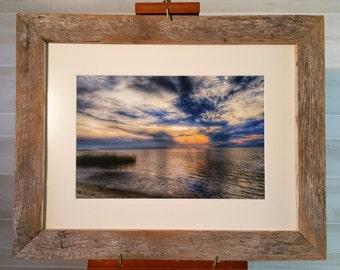 Sunset Ocean Photo, Sunset Photo, Ocean Photo, Nagshead Photo, Nagshead Print, Beach Photo, Beach Print, Sunset on the Ocean Print, Beach