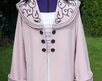 Titanic Pink Coat, FIRST INSTALLMENT of three for a total of 1250