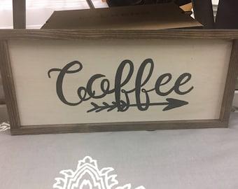 Coffee sign!!