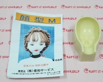 Lady Face Mold - M