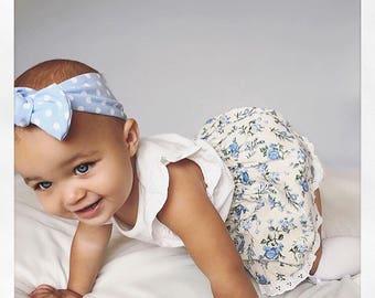 Mix & Match Any 3 / Baby Headband / Newborn Headband / Baby Headbands / Toddler Headband / Infant Headband / Baby Headwrap / Baby Bows