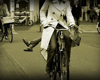 Amsterdam, little rider