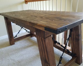 BANNON reclaimed desk